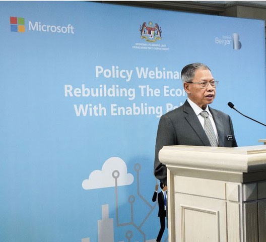 Policy Webinar : Rebuilding the Economy with Enabling Policies
